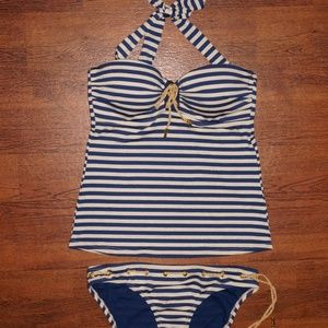 JESSICA SIMPSON WOMENS MEDIUM 2 PEICE BIKINI NWT
